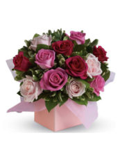 Sweet roses for MUM on Mother's Day
