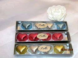 Bella Boxed Chocolates 4s.1