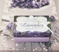Lavender Twin Pack Soap Gift