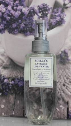 Scullys Lavender Linen Water