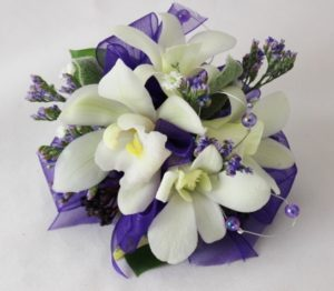 Stunning Orchid Corsage
