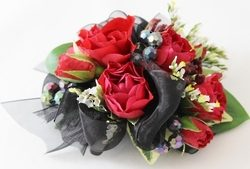 Sultry Corsage for the School Ball