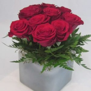 red roses keepsake