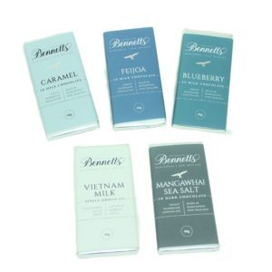 Bennetts Chocolate Bars