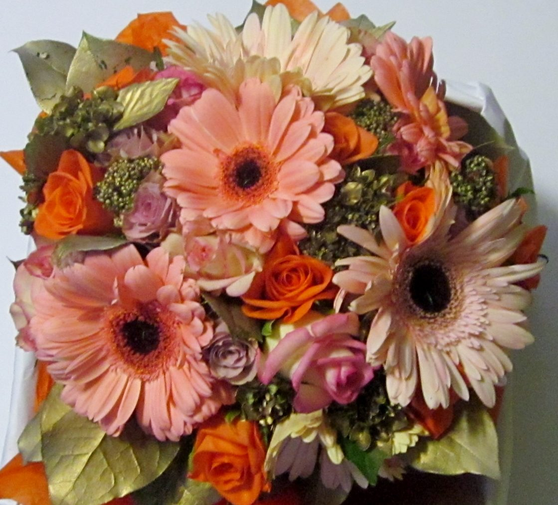 Auckland Wedding florist to help plan your special day